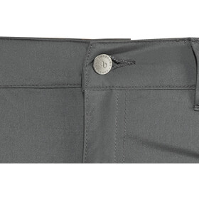Lundhags Authentic II Pantaloni Donna, granite/charcoal
